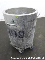 "Tank, Approximate 30 Gallon, 304 Stainless Steel, Jacketed, Vertical. 20"" diameter x 26"" straight s..."