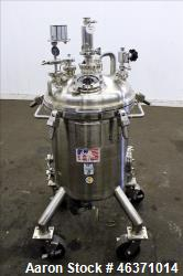 """Stainless Fabrication Pressure Tank, 22.5 Gallon (85 Liter), 316L Stainless Steel, Vertical. 18"""" Di..."""