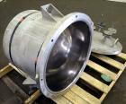 Used- Lee Industries Pressure Tank, 45 Gallon, Model 45DBT, 316 Stainless Steel, Vertical. Approximate 24