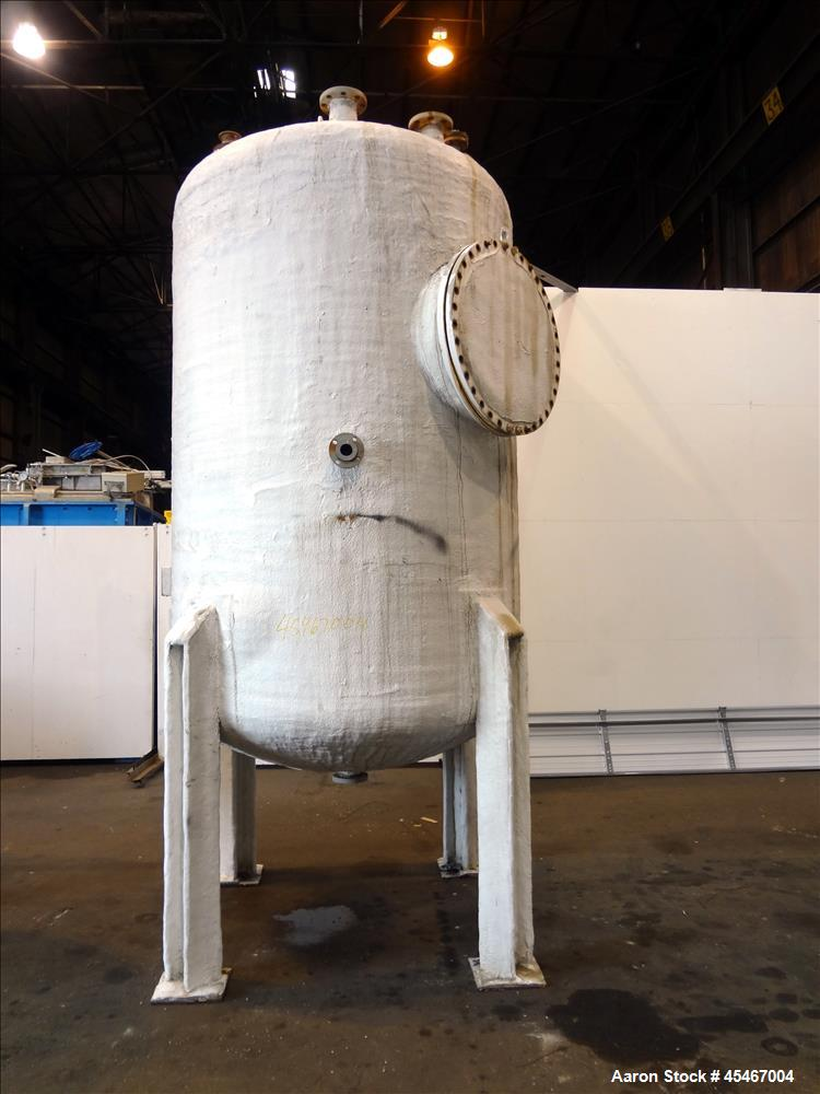 Used- 1850 Gallon Stainless Steel Steel-Pro Pressure Tank