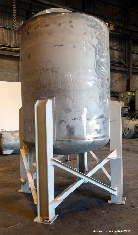 Unused- Welk Brothers Metal Production Tank