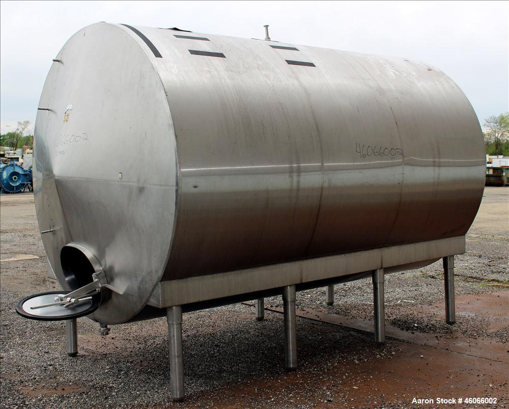 Used- Potter and Rayfield Tank, 3200 Gallon