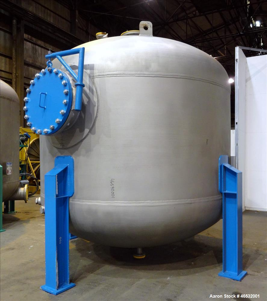 Unused- Graver Water Systems Mixed Bed Vessel Ion Exchange Column Tank