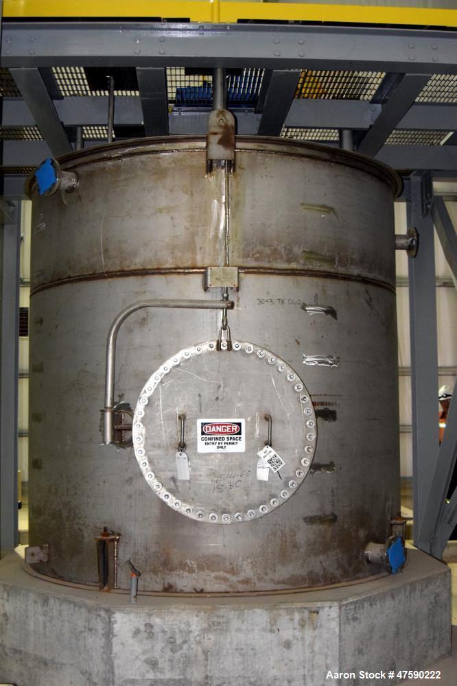 Unused- St. George Steel (SGS) API Standard 650 Tank, 3,608 Gallon
