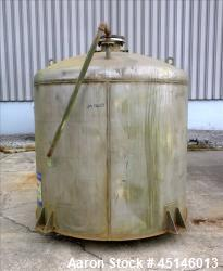 Used- Chicago Boiler Company, Approximate 1,000 Gallon, 304 Stainless Steel, Ver