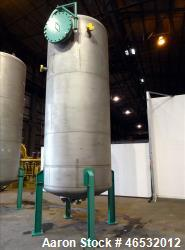 d- Graver Water Systems Approximate 3000 Gallon Fresh Resin Storage Vessel. Manufactured by Kennedy ...