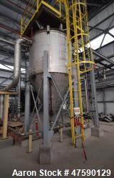 d- SGS St. George Steel API Standard 650 Tank, 2,015 Gallon, 316 Stainless Steel, Vertical. Approxim...