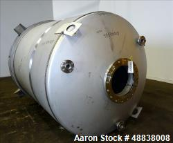 Used- Precision Tank And Equipment Company Tank, 304 Stainless Steel, Approximat