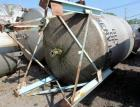 Used- Buffalo Pressure Tank, 4,000 Gallon, 304 Stainless Steel, Vertical. Approximate 96
