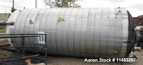 Used- 8000 Gallon Mueller Reciever Tank.