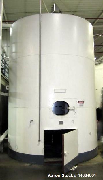 "Used-Tank, BROTHERS, 6,000 Gallon, 304 Stainless steel, Vertical Insulated, Tank is 10' ID/10'-6"" OD x 10'-6"" straightwall x..."