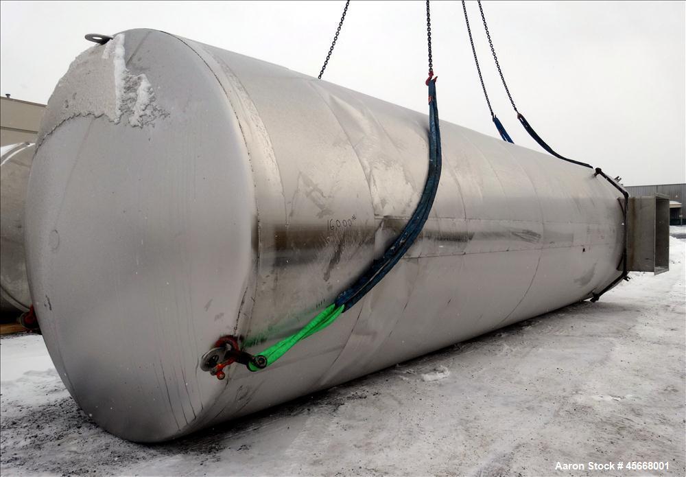 Used- Feldmeier Silo, 20,000 Gallons