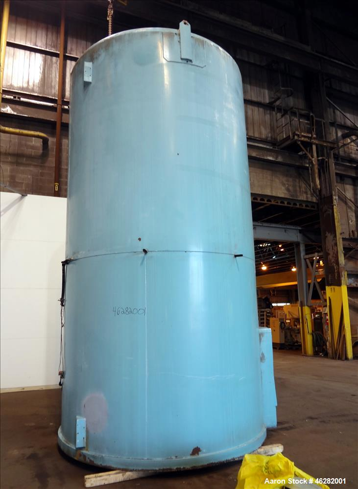 Used- A-L Stainless Inc Tank, 304 Stainless Steel