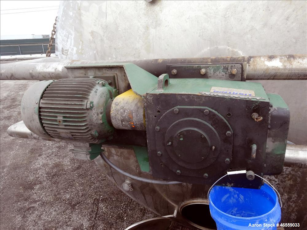 Used- Precision Stainless Mixing Tank