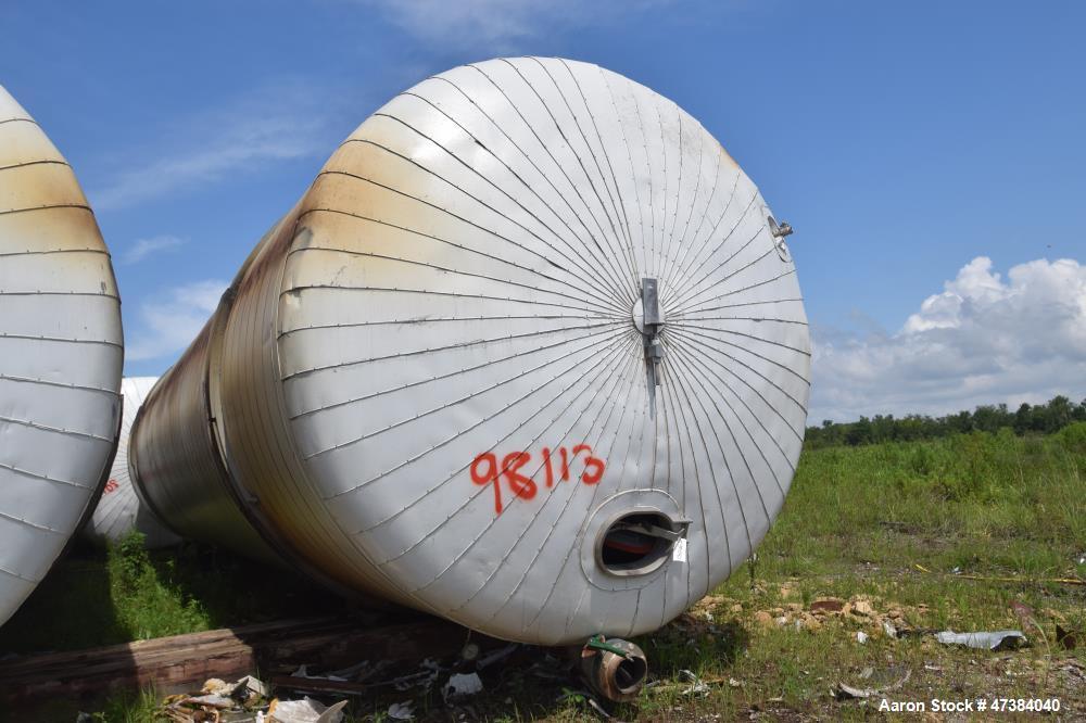 Used- Mueller Tank, Model H, 45,000 Gallon