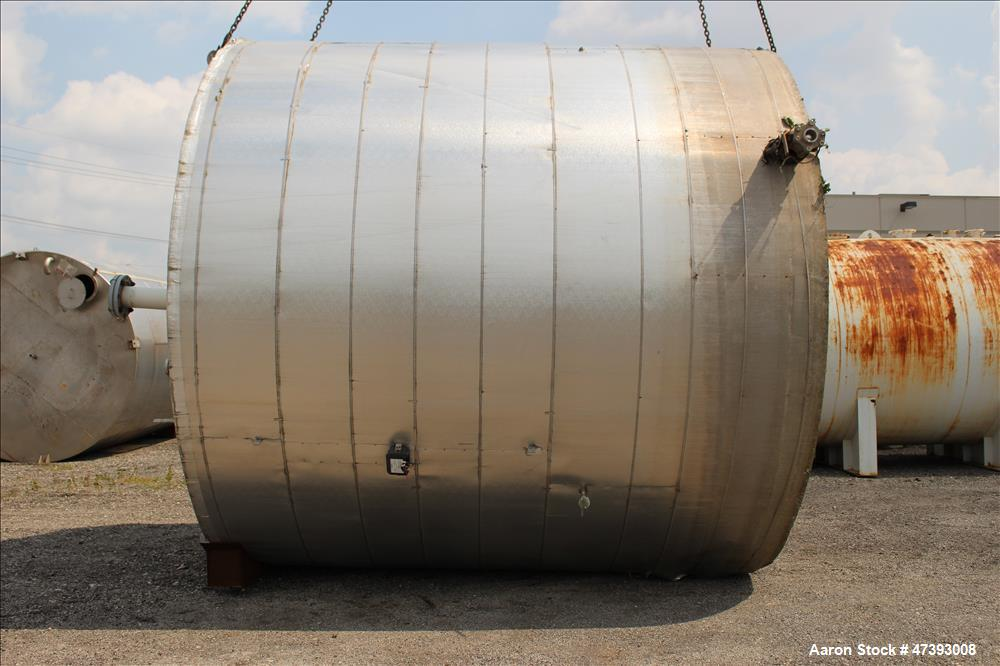Used- Nooter Insulated Single Shell Tank with Heat Trace