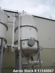 Unused- Kopetz 10,000 Gallon, 304L Stainless Steel, Vertical Pressure Tank.