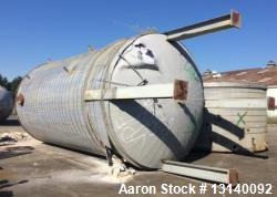 Recon South Carolina, 19,500 Gallon (approximately) Stainless Steel Vertical Tank. 12' diameter x 2...