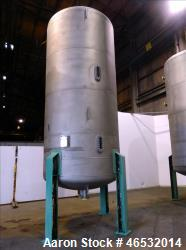 d- Graver Water Systems Approximate 5200 Gallon Cation Regeneration Vessel. Manufactured by Kennedy ...