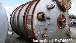 Used- Central Fabricators Approximately 8,200 Gallon Tank.
