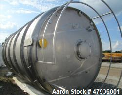 Unused- Apache Stainless Steel Tank, Approximately 19,500 Gallons