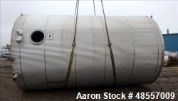 Used- Precision Tank & Eq. Tank, Approximately 17,000 Gallon.