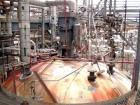 Used- Alloy Fabricators Inc. 10,500 Gallon 316 Stainless Steel Pressure Tank. 12 diameter x 12-6
