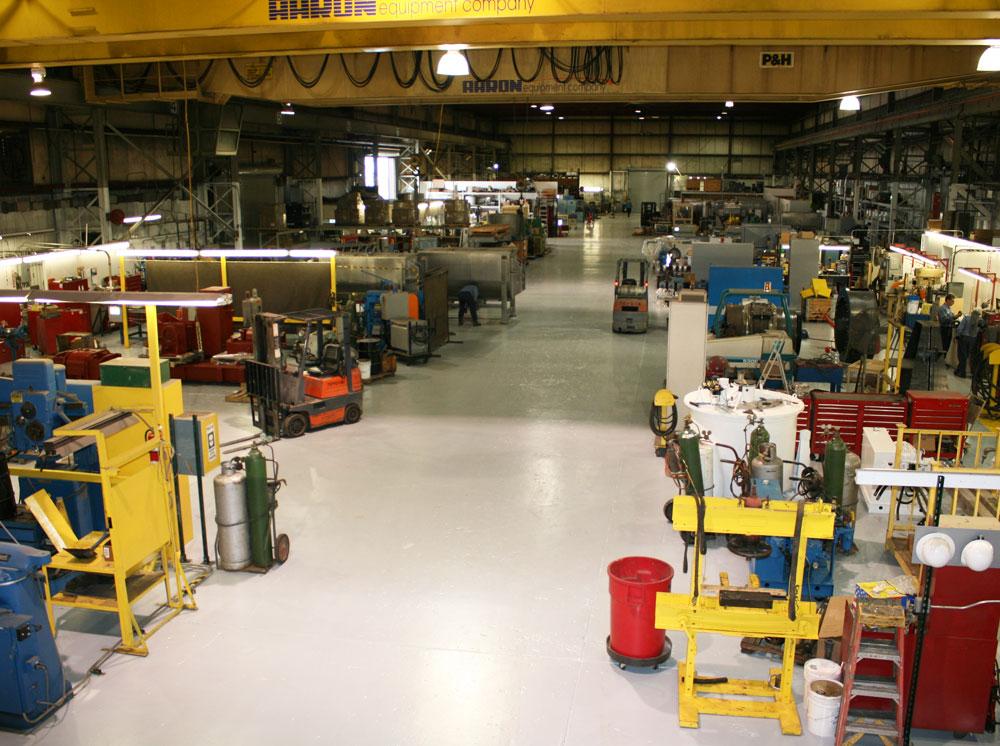Aaron Equipment Shop