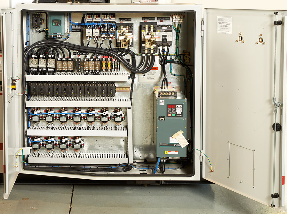 Reconditioned Control Panel