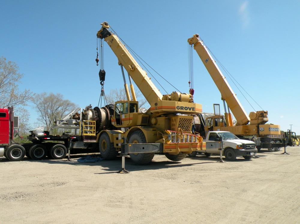 Equipment Relocation