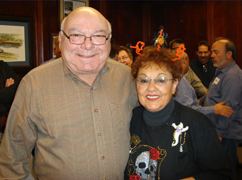 Jerry Cohen Angie Perna