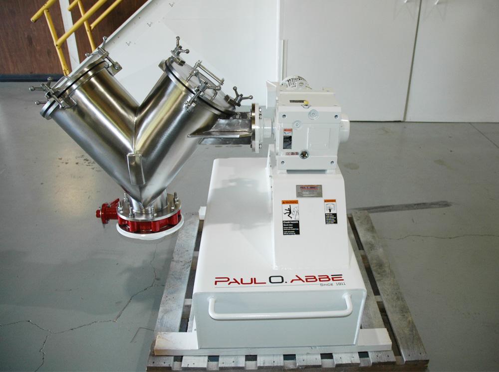 Lab V-Mixer
