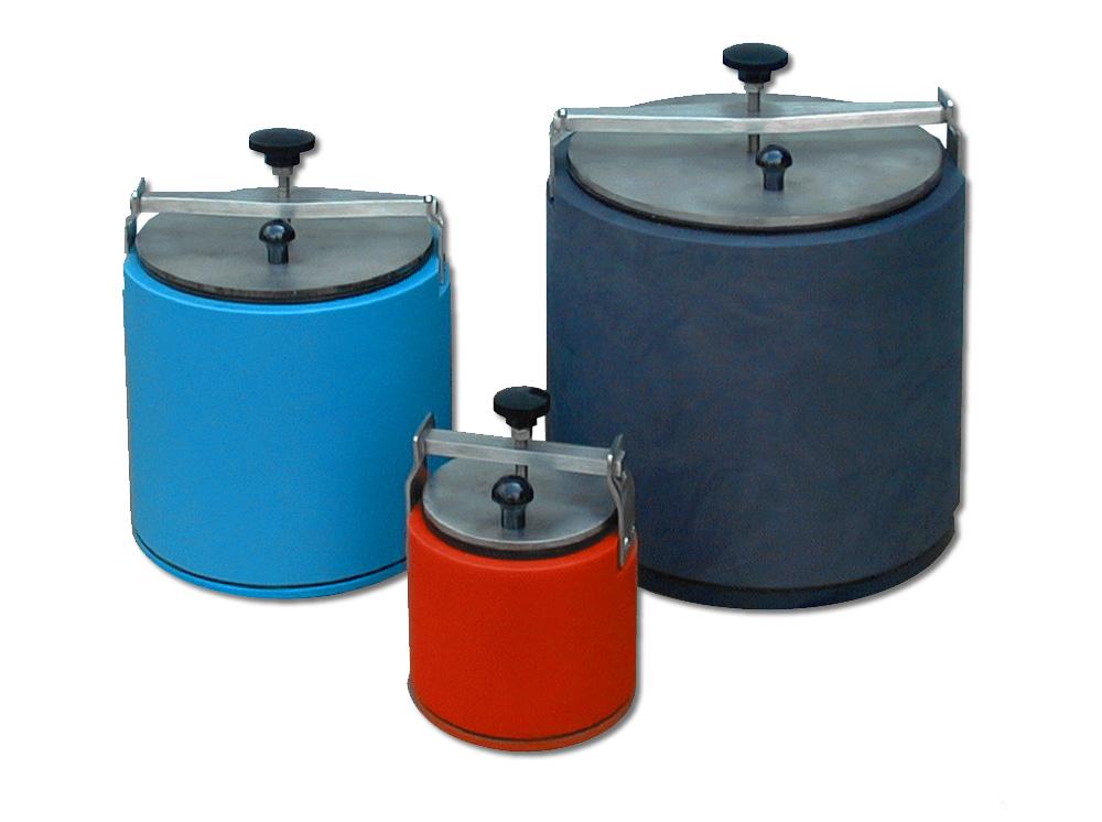 Milling Jars