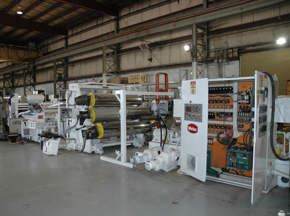 Plastics Equipment Reconditioning