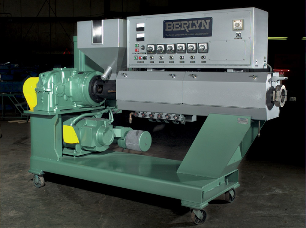 Reconditioned Extruder