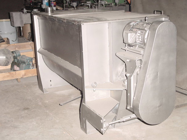 Reconditioned Mixer