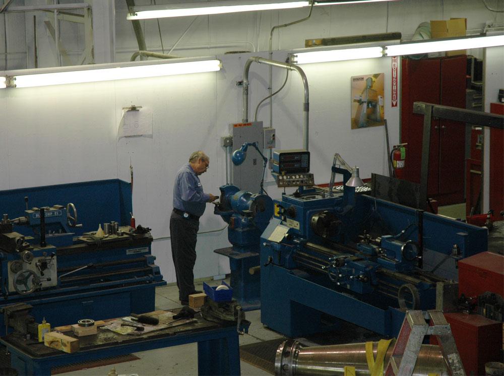 Centrifuge Technicians