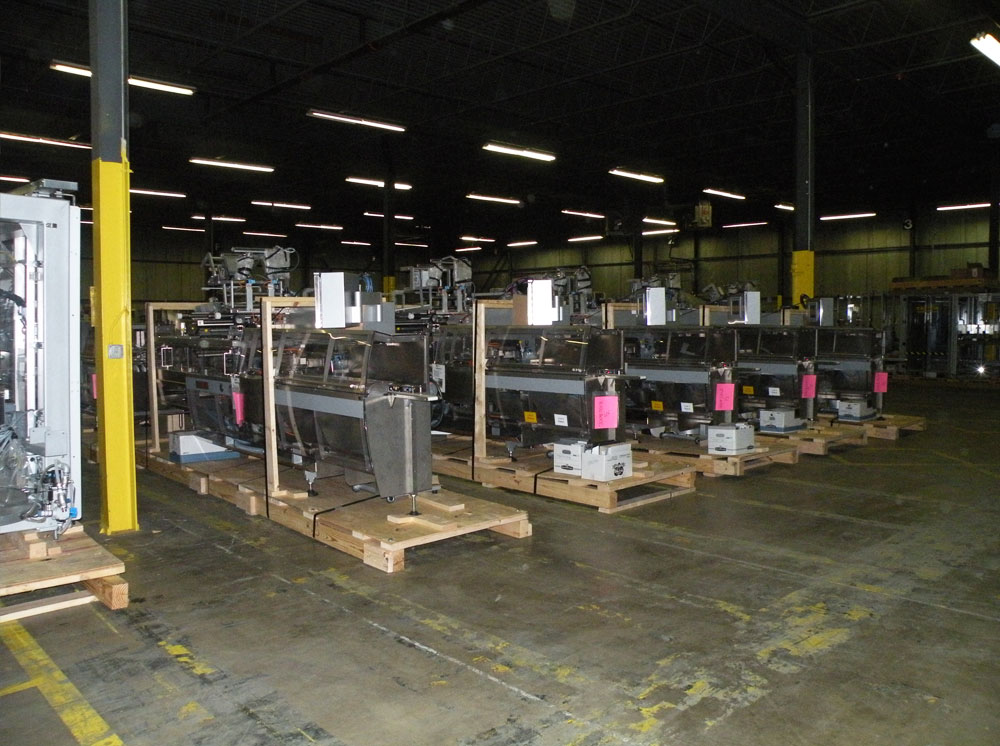 Ready To Ship Packaging Equipment
