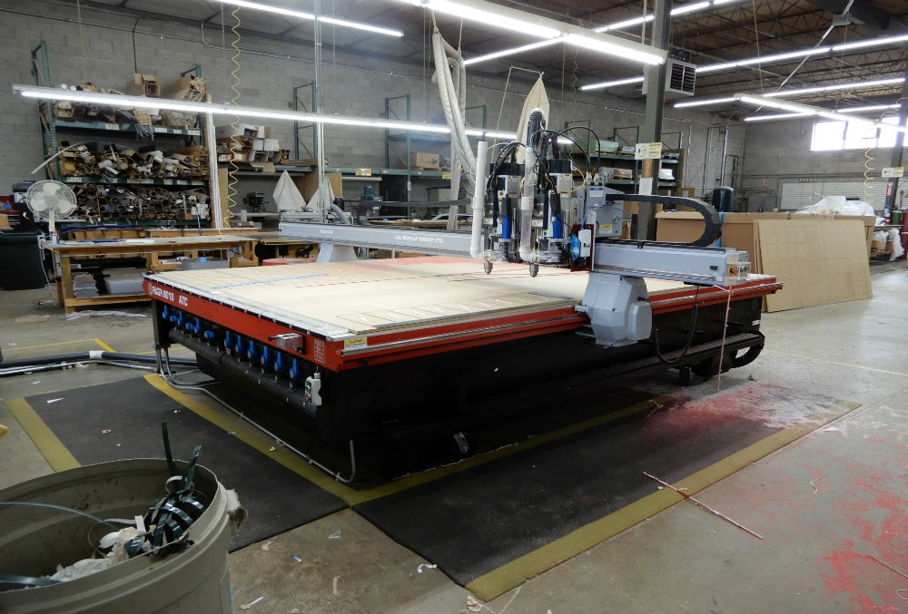 Complete Display Manufacturing Facility