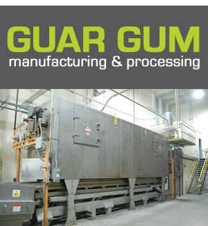 Guar Gum Manufacturing & Processing