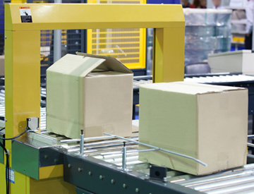 Contract Packaging Equipment